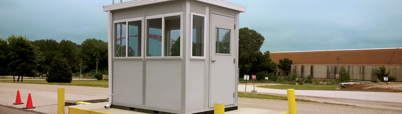 Guard Shacks and Equipment Enclosures