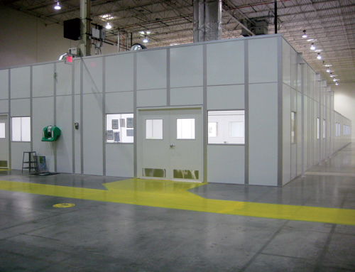 Inplant Cleanrooms Dust Free Amp Conrolled Environments