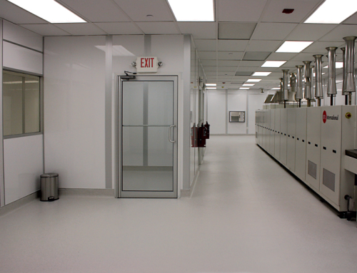 Dust-Free, Cleanrooms – a Precise Controlled Environment