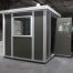 InPlant Prefabricated Painted Guard Shack