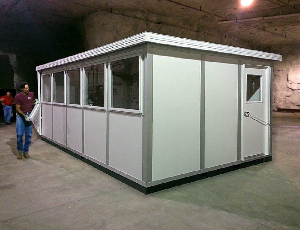 Oversized Portable Office Buildings