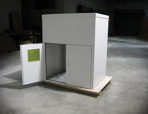 Portable Equipment Enclosures