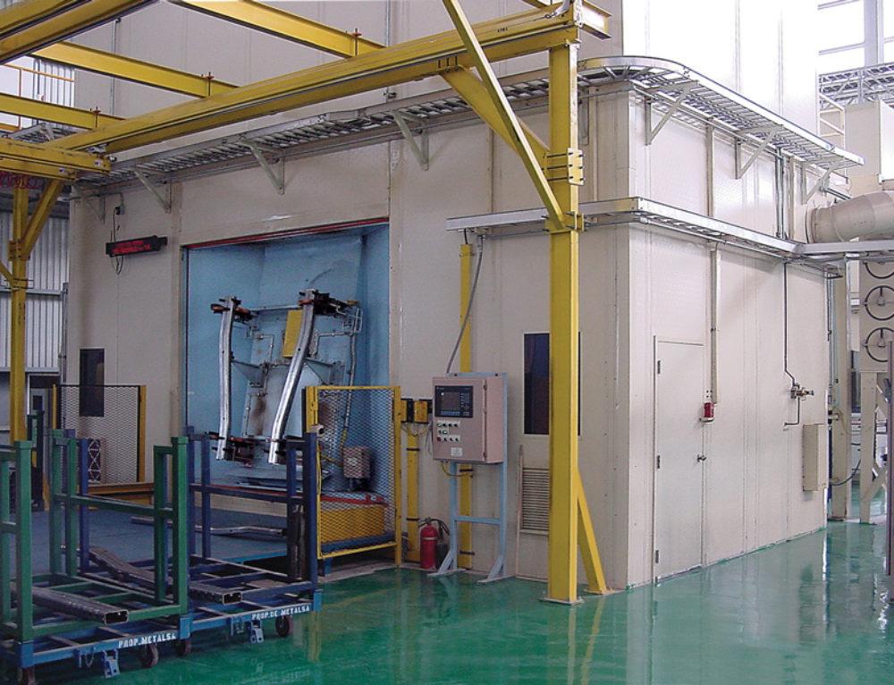 Enclosure Engineered to Stabilize Laser Equipment