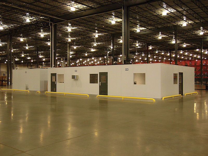 Modular Walls & Building Systems - InPlant Offices Incorporated