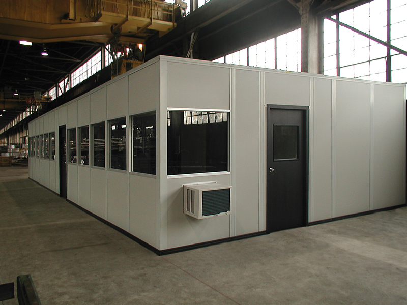 InPlant\'s Modular Offices — Buildings, Enclosures & Booths