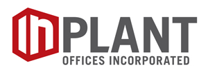 InPlant Offices Incorporated Mobile Retina Logo