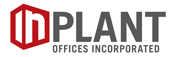 InPlant Offices Incorporated Sticky Logo